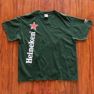Vintage 2010 Heineken x US Open Tennis T-Shirt